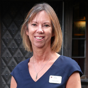 Fremington Manor Care Home Manager Corinne Topps