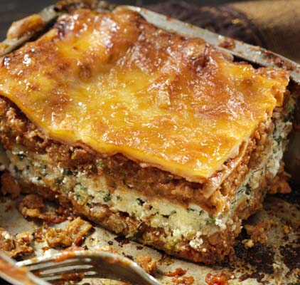 Ians lasagna