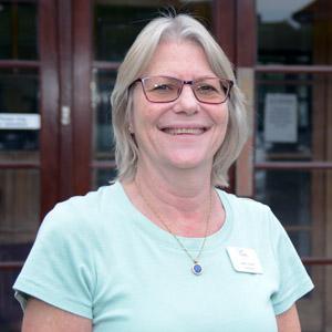 Castle Dene Home Manager Janice Turner