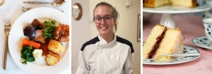 Alexandra House Chef Emily Chastsey