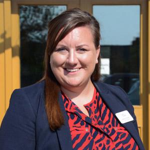 Maiden Castle care home, Dorchester, Home Manager Rachel Sohorye