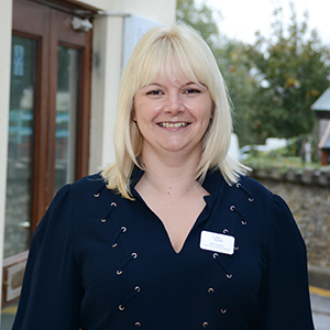Bex Symes, Care at Home Operations Manager