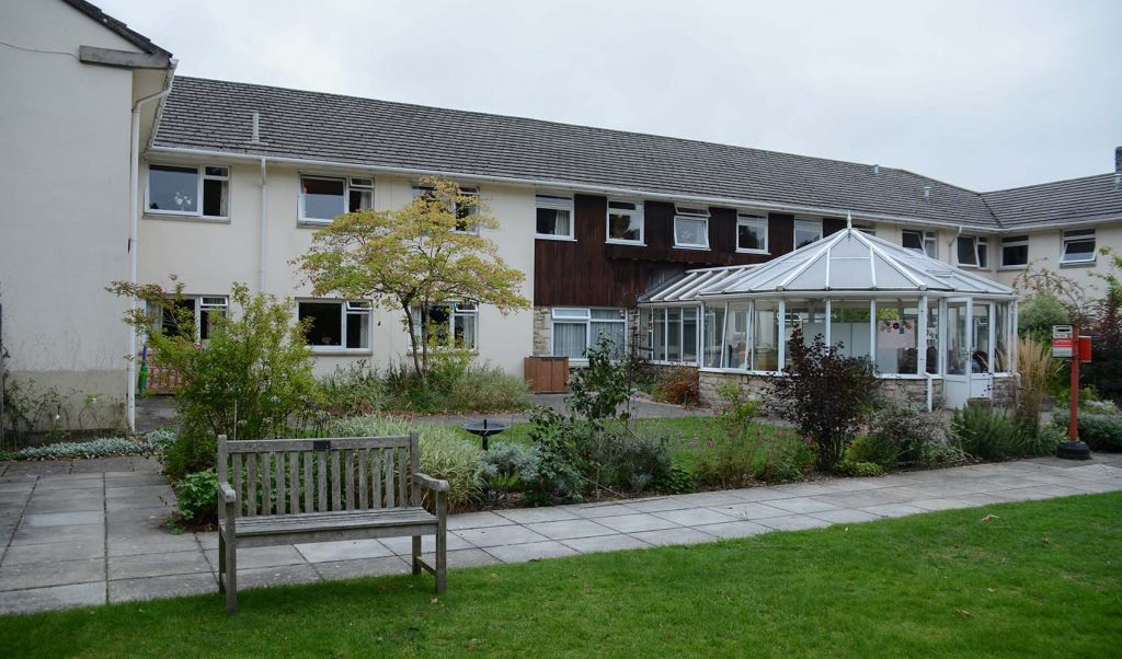 Elizabeth House care home, Poole