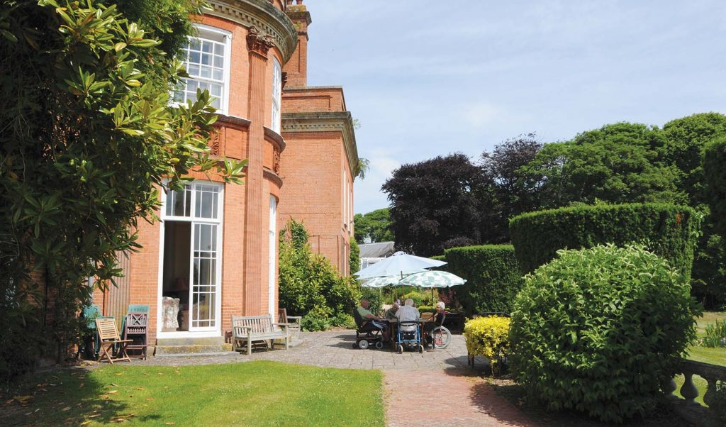 Fremington Manor care home, Barnstaple