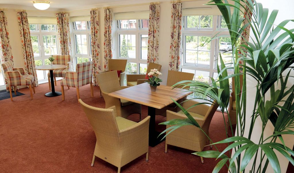 St Ives House care home, Ringwood